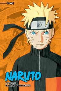 [Naruto: 3-in-1 Edition: Volume 15 (Product Image)]