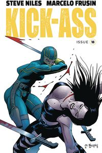 [Kick-Ass #18 (Cover A Frusin) (Product Image)]
