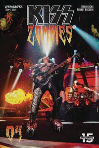 [Kiss: Zombies #4 (Cover D Photo) (Product Image)]