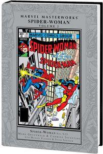[Marvel Masterworks: Spider-Woman: Volume 2 (Hardcover) (Product Image)]
