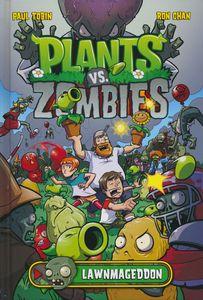 [Plants Vs Zombies: Lawnmageddon (Hardcover) (Product Image)]