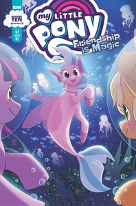[My Little Pony: Friendship Is Magic #97 (Megan Hu Variant) (Product Image)]