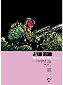[2000AD: Judge Dredd Complete Case Files: Volume 17 (Product Image)]