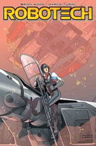 [Robotech #1 (Stott Convention Exclusive) (Product Image)]