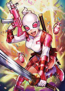 [Deadpool #5 (Sujin Jo Marvel Battle Lines Variant) (Product Image)]