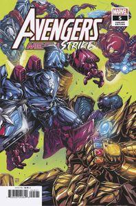 [Avengers: Mech Strike #5 (Okazaki Variant) (Product Image)]