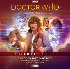 [Doctor Who: The Lost Stories: 6.2: The Doomsday Contract (Product Image)]