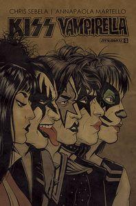 [Kiss/Vampirella #5 (Cover B Ihde) (Product Image)]