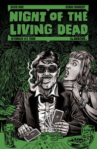 [Night Of The Living Dead: Aftermath #3 (Terror Variant) (Product Image)]