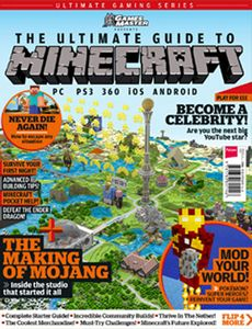 [Ultimate Guide To Minecraft: Bookazine (Product Image)]