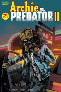 [Archie Vs Predator 2 #2 (Cover A Hack) (Product Image)]