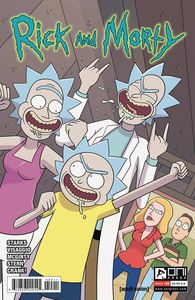 [Rick & Morty #55 (Cover A Ellerby) (Product Image)]