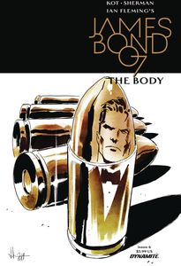 [James Bond: The Body #6 (Cover A Casalanguida) (Product Image)]