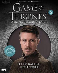 [Game Of Thrones: Model Collection Magazine #6 Peytr Baelish (Product Image)]