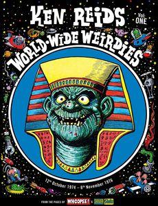 [Ken Reid's World Wide Weirdies: Volume 1 (Hardcover) (Product Image)]