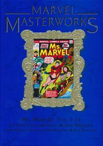 [Marvel Masterworks: Ms Marvel: Volume 1 (Hardcover - DM Edition) (Product Image)]