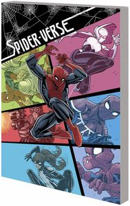 [Spider-Verse: Warzones (Product Image)]