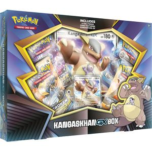 [Pokemon: Kangaskhan-Gx Box (Product Image)]
