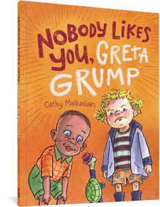 [Nobody Likes You Greta Grump (Product Image)]