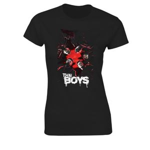 [The Boys: Women's Fit T-Shirt: Stare Down (Product Image)]