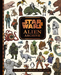 [Star Wars: Alien Archive (Signed Hardcover) (Product Image)]