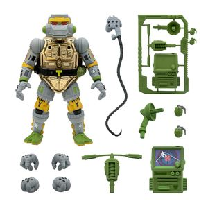 [Teenage Mutant Ninja Turtles: Ultimates Action Figure: Metalhead (Product Image)]