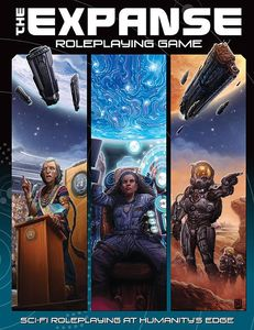 [The Expanse: Roleplaying Game (Hardcover) (Product Image)]