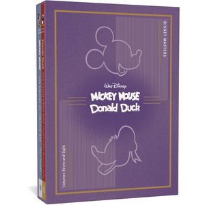 [Disney Masters Collector's: Box Set 7 & 8: Murry Barks (Hardcover) (Product Image)]