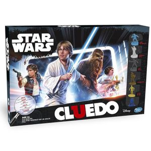 [Star Wars: Cluedo (Product Image)]