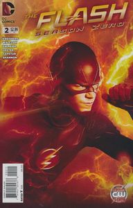 [Flash: Season Zero #2 (Product Image)]
