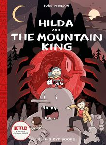 [Hilda & The Mountain King (Hardcover) (Product Image)]