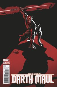 [Star Wars: Darth Maul #4 (Charretier Variant) (Product Image)]