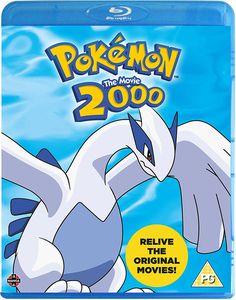 [Pokemon: The Movie 2000 (Blu-Ray) (Product Image)]