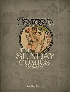 [Tarzan: Sunday Comics: 1935-1937: Volume 3 (Hardcover) (Product Image)]