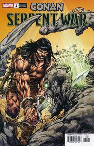 [Conan: Serpent War #1 (Neal Adams Variant) (Product Image)]