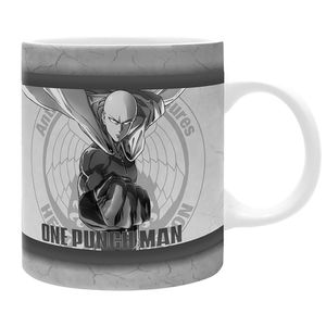 [One Punch Man: Mug: Heroes (Product Image)]