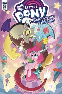 [My Little Pony: Friendship Is Magic #57 (Cover A Fleecs) (Product Image)]