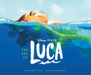 [The Art of Luca (Hardcover) (Product Image)]