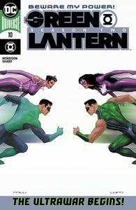[The Green Lantern: Season Two #10 (Product Image)]