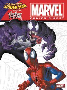 [Marvel Comics Digest #8 (Spider-Man & Venom) (Product Image)]