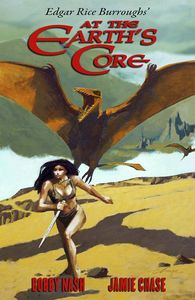 [Edgar Rice Burrough's At The Earth's Core (Limited Hardcover) (Product Image)]