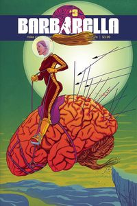 [Barbarella #3 (Cover D Feister) (Product Image)]