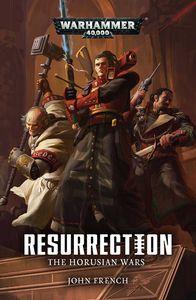 [Warhammer 40K: Resurrection: The Horusian Wars (Product Image)]