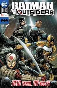 [Batman & The Outsiders #1 (Product Image)]