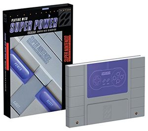 [Playing With Super Power: Nintendo SNES Classics (Hardcover) (Product Image)]