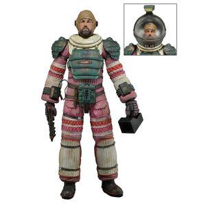 [Alien: Series 4 Action Figures: Dallas In Nostromo Spacesuit (Product Image)]