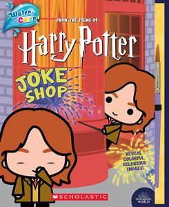 [Harry Potter: Joke Shop: Water-Color! (Hardcover) (Product Image)]