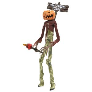 [The Nightmare Before Christmas: Silver Anniversary Edition Action Figure: Pumpkin King Jack (Product Image)]