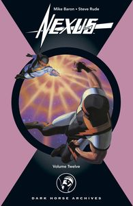 [Nexus Archives: Volume 12 (Hardcover) (Product Image)]