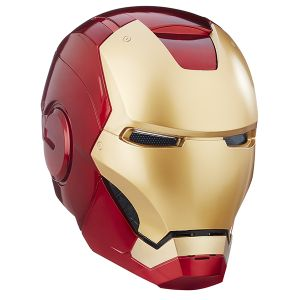 [Marvel Legends Series: Helmet: Iron Man (Product Image)]
